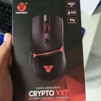 Fantech CRYPTO VX7 Mouse Gaming Macro [ GARANSI RESMI ]