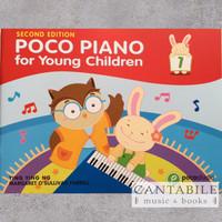 Buku Poco Piano for Young Children Book 1-4