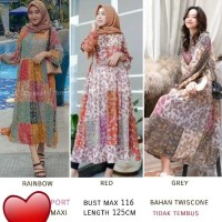 dres maxi komako allsize fit to 2L
