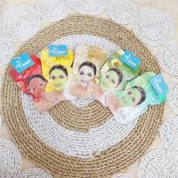 Ovale Facial Mask Masker Wajah Sachet