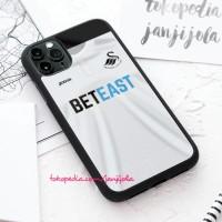 Casing hard case iPhone 11 X Xs 8 7 6 6s Pro Max Plus Swansea City New