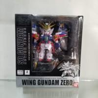 Mainan Action Figure Wing Gundam Zero Sd Gundam New Mobile Report
