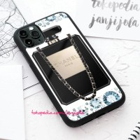 Casing case iPhone 11 X Xs 8 7 6 6s Pro Max Plus Paris Chanel Perfume