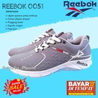 MO Reebok 0051 premium sepatu pria olahraga badminton voli -SBY
