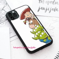Casing case iPhone 11 X Xs 8 7 6 6s Pro Max Plus Toy Story 1
