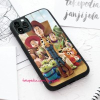 Casing hard case iPhone Toy Story 420 11 X Xs 8 7 6 6s Pro Max Plus