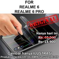 Oppo Realme 6 - 6 Pro garskin hp anti gores body belakang SKIN AURORA - Realme 6