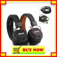 OA849 Headphone Headset Marshall Major 2 II Bonus Free Pouch