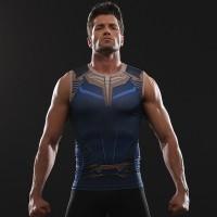 Kaos T-Shirt Compression untuk Fitness / Gym