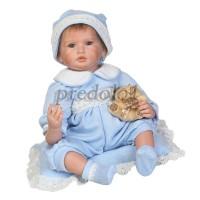 Huggable 22inch NPK Reborn Doll - Lifelike American Baby Doll