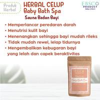 rempah mandi bayi baby bath spa baby spa herbal celup