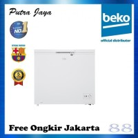 Beko Chest Freezer Box 200 Liter CF 200 WD CF200WD