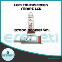 LEM TOUCHSCREEN FRAME LCD B7000 BENING 15ml KD-003138