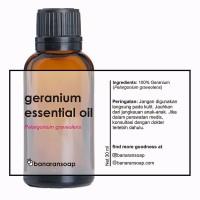 Geranium Essential Oil 30 ml