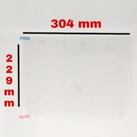 SKU-1155 SCREEN PROTECTOR 15.1 INCH 304x229 MM SCREEN GUARD ANTI GORES