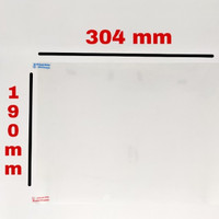 SKU-1154 SCREEN PROTECTOR 14.4 INCH 304x190 MM SCREEN GUARD ANTI GORES