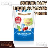 PureBB Pure Baby Liquid Cleanser Refill 700ml Sabun Cuci Pembersih