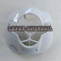 cover front panel tameng dasi batok depan scoopy fi new k93 ring 12