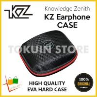 Hard Case EVA KZ Case Earphone Headset PU Bag Pouch Knowledge Zenith