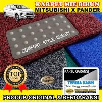 Karpet Mobil Mie Bihun XPANDER Non Bagasi - Bahan 1 Warna