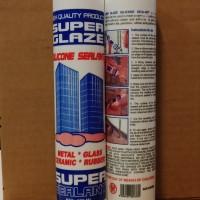 lem laca super glaze silicone kaca silikon kaca