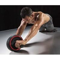 Iron Gym Exercise Wheel Speed Abs / Latihan Perut Roda