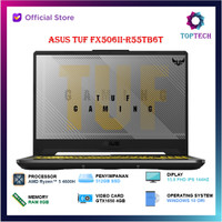ASUS TUF GAMING A15 FX506II 144Hz Ryzen 5 4600H GTX1650Ti 4GB W10