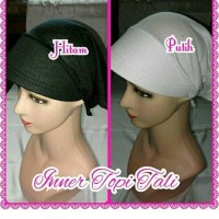 Ciput Topi Tali Inner Dalaman Hijab