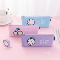 The Fruit Is Ripe Canvas Pencil Case / Tempat Alat Tulis / Pensil Case