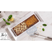 Lee's Baked Goods BROWNIES Whole / Half / Mix