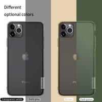 Nillkin Iphone 11/ 11 Pro / 11 Pro Max Nature TPU Case ORIGINAL