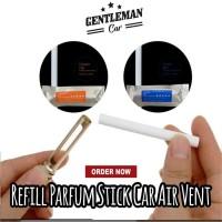 Refill Parfum Stick Car Air Vent (Refill Only)