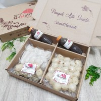 Special Hampers Pempek Paket Parcel Lebaran Gift Box (Asli Jambi)