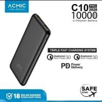 Powerbank Acmic C10 PRO 3.0 Power Delivery