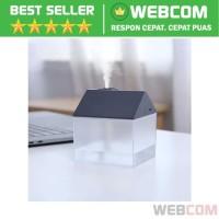 Humidifier Pelembab Udara Aromatherapy Little Mini House 250ml Silent