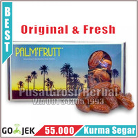 Kurma Palm Frutt Tangkai Tunisia palmfrutt palmfruit fruit asi booster