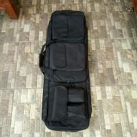 gun bag tas senjata isi 2 unit panjang 96cm dan 72cm