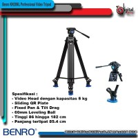 Benro KH26NL Professional Video Tripod