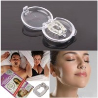 anti ngorok Alat Anti Dengkur Magnet Snore Stopper Magnetic