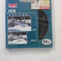 UV FILTER ND8 KENKO 62MM