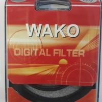 UV FILTER WAKO 72MM