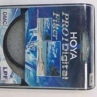UV FILTER HOYA 62 MM