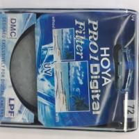 UV FILTER HOYA 72 MM