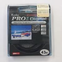 Uv Filter Kenko Pro1. 43 mm