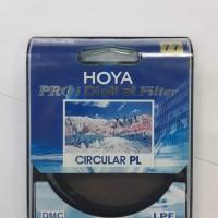 UV FILTER CPL HOYA 77MM