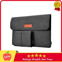 Case Laptop Macbook 13 Inch with Pouch