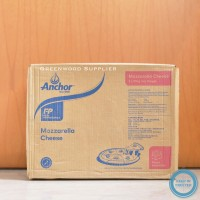 Keju Mozarella Anchor / Mozzarella Cheese Anchor (10KG - Ekspedisi)