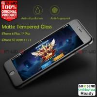 Tempered Glass Matte iPhone 8 Plus - 7 Plus - SE 2020 8 7 Anti Glare