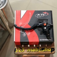 Handle kiri ktc racing matic kopling universal cnc switch rem tinggal