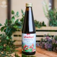 Voelkel Pure Organic Cranberry Juice - 330 ml
